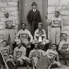 African American Baseball Players from Morris Brown College