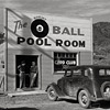 Pool Hall. Shasta County, California