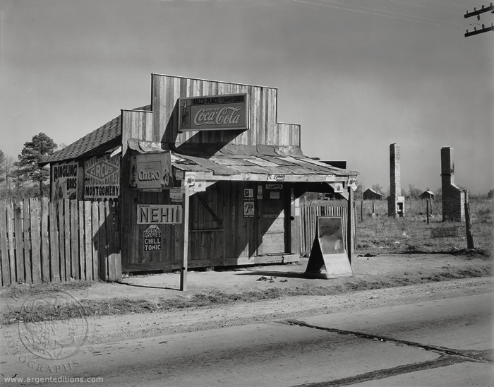 walker-evans-coca-cola-shack-52072-700 dans Photographie: Grands Photographes