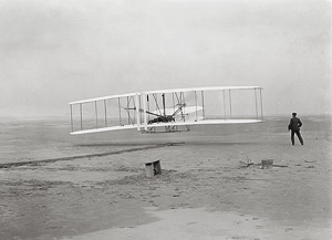 Orville Wright, First Powered Flight