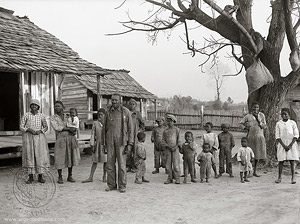 Descendants of Former Slaves of the Pettway Plantation