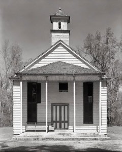 Negro Church, South Carolina