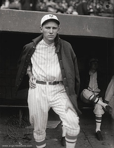 Fred Lindstrom at the 1924 World Series